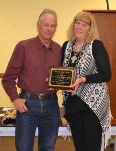 2016 Centennial Ranch award-JF Ranch-Jay and Sandy McGinnis,courtesy Joy Ufford at Sublette Examiner-Pinedale Roundup
