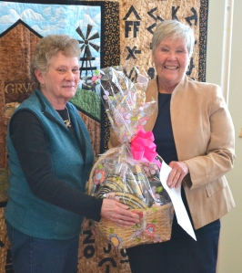 2016 Lifetime Member of GRVC-Beth Bray, courtesy Joy Ufford at Sublette Examiner-Pinedale Roundup